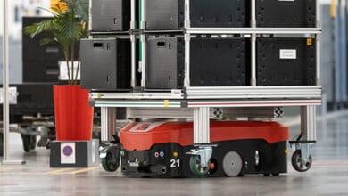 Photo of AGV – Sistemas de vehículos de guiado automático