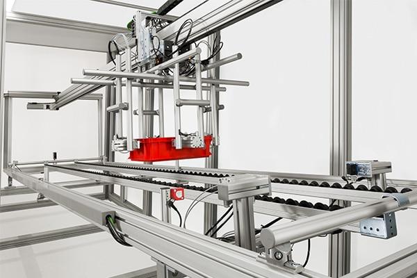 Automatización unidades lineales