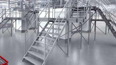 Photo of Sistemas de Escaleras y Plataformas