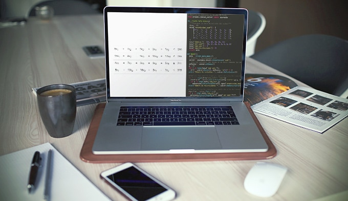 Matrices programación lineal Or-Tools